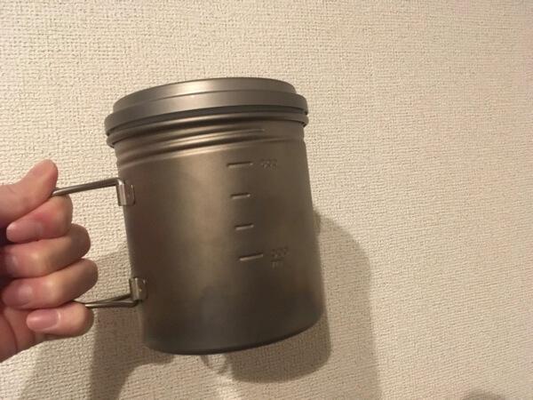 バーゴのチタニウムボットの写真